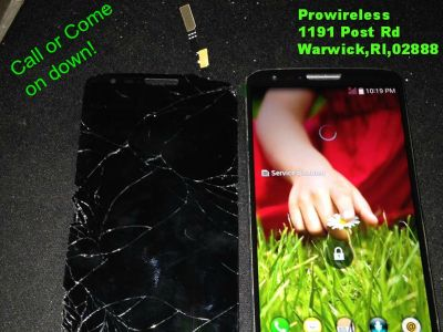 We Repair LG G2 G3 Screen/LCD/Digitizer Professionally