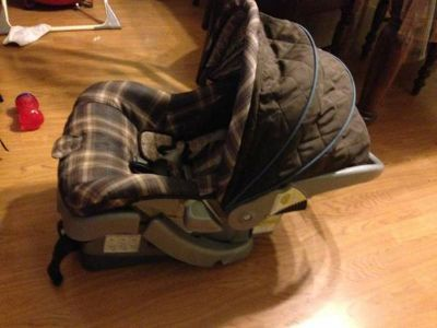 Eddie Bauer Stroller and Car Seat