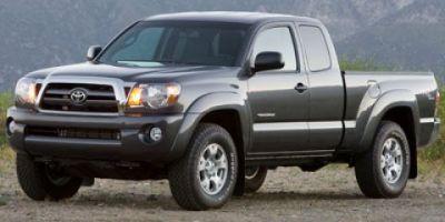 2009 TOYOTA TACOMA 4WD ACCESS V6 MT