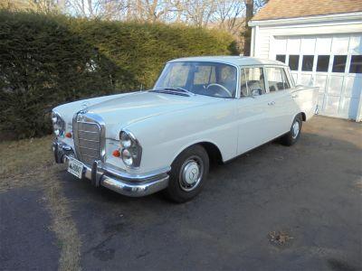 1964 Mercedes-Benz 220