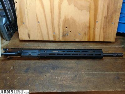 For Sale: Troy complete AR-15 upper MLOK