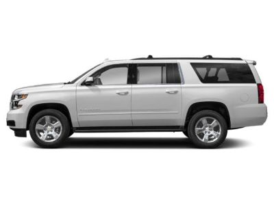 2018 Chevrolet Suburban LS 1500 (Summit White)