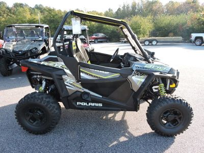 $12,998, 2017 Polaris RZR S 900 EPS Titanium Metallic