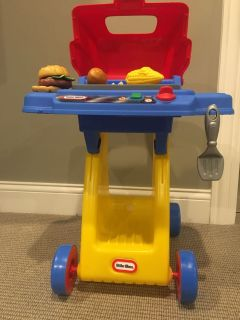 Little tikes grill