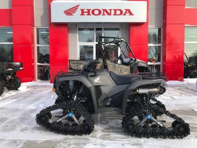 2019 Honda FourTrax Foreman Rubicon 4x4 Automatic DCT EPS Deluxe ATV Utility Kaukauna, WI