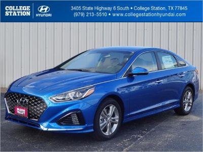 2019 Hyundai Sonata SEL (Electric Blue)