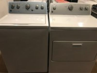 Kenmore washer and dryer electric