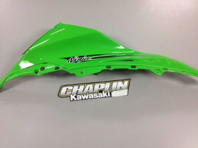 Find NEW OEM Kawasaki ZX10R ZX10 ZX1000 Ninja Green left tank cowling fairing 2011 motorcycle in Chaplin, Connecticut, United States, for US $162.00