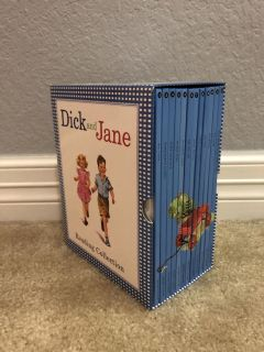 Dick and Jane Book set