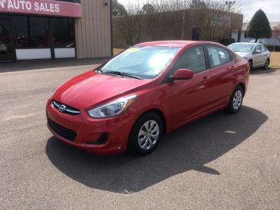 2015 Hyundai Accent GLS (Red)