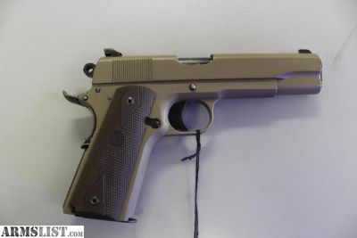 For Sale: Colt .45acp 1911 W/ Night Sights