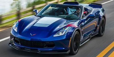 2019 Chevrolet Corvette Grand Sport 2LT (Shadow Gray Metallic)