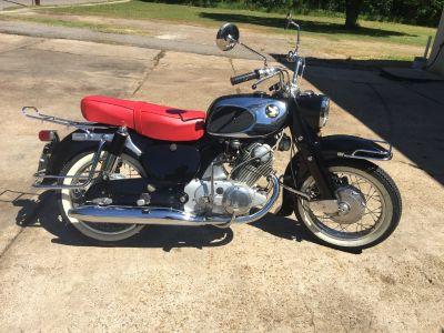 1966 Honda DREAM 305 CA77