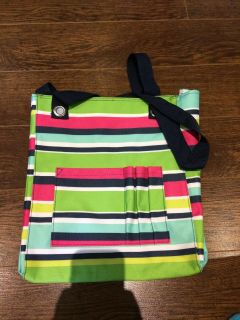 Thirty one tall organizing tote