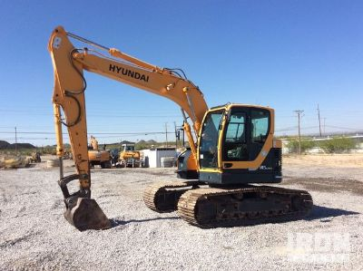 2013 Hyundai Robex 145LCR-9 Track Excavator