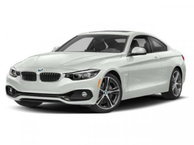2019 BMW 4 Series 440i xDrive (Mineral White Metallic)