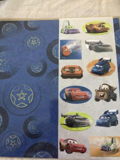 Cars Paper Pack-NEW