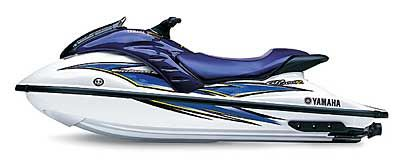 2004 Yamaha WaveRunner GP1300R 2 Person Watercraft Hampton Bays, NY