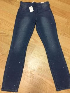 Girls size 10 Justice Jeggings NWT