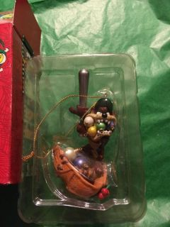 Looney tunes collectible ornament