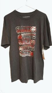 Sell Slednecks Garage Tee- Gray motorcycle in Sauk Centre, Minnesota, United States, for US $9.99