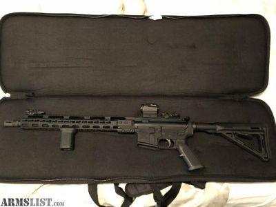 For Sale: Anderson Custom AR15