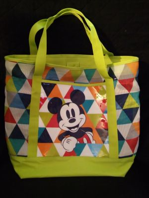 XL Mickey Mouse bag