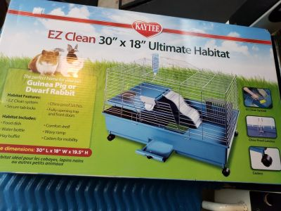 Small animal cage brand new