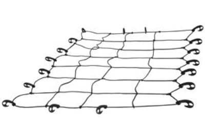 Purchase Curt 18201 Extended Cargo Net for Roof Rack Camper Trailer RV motorcycle in Azusa, California, US, for US $18.45