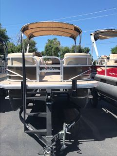 2019 Sun Tracker SportFish 22 XP3 Pontoon Boats Rapid City, SD