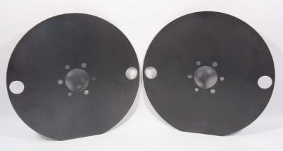 Racing Go Kart Steel Toe Plates