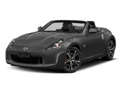2018 Nissan 370Z Roadster (Magnetic Black)