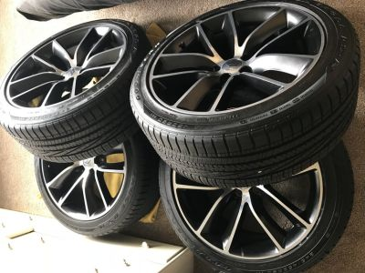 Dodge Challenger/Charger OEM Wheels and Tires
