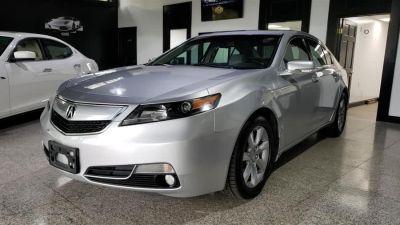 2012 Acura TL 3.5 (Silver)