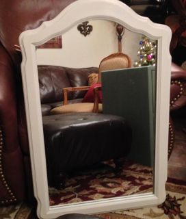 $45, Beautiful Large Shabby Chic Mirror