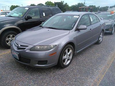 2007 Mazda Mazda6 i Sport Value Edition (Grey)