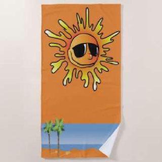 Beach Towels Custom Plus