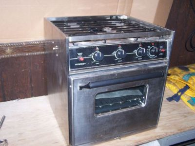 Find Princess Stove, Gimbaled, propane motorcycle in San Pedro, California, United States, for US $700.00
