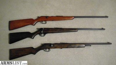 For Sale: 22 rifles for $100 per rifle