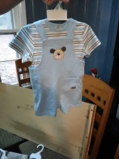18 month Carter's boy outfit