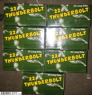 For Sale: 22 ammo (1350 rounds)