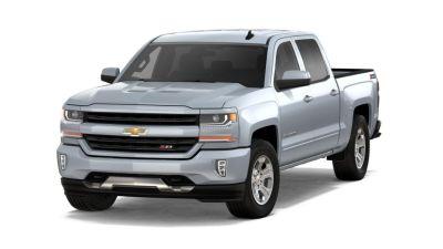 2018 CHEVROLET SILVERADO 1500 CREW CAB SHORT BOX 4-WHEEL DRIVE
