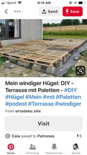 ISO Pallets and Deck Blocks