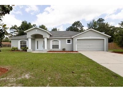 4 Bed 2 Bath Foreclosure Property in Deltona, FL 32738 - Overdale St