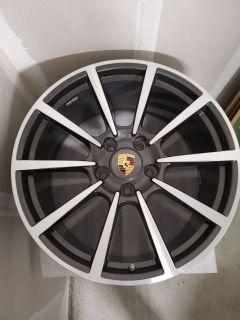 "981, 20"" carrera classic style wheel set"