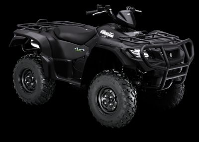 2017 Suzuki KingQuad 500AXi Power Steering Special Edition with Rugged Package Utility ATVs Hialeah, FL