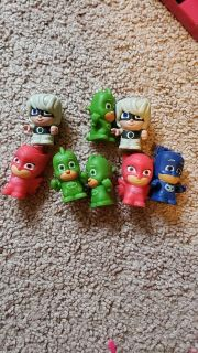 Pj masks squishy collectibles