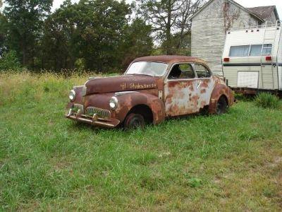 1941 Studebaker Coupe