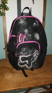 Fox racing backpack excellent condition