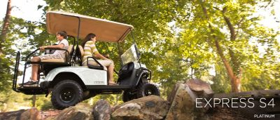 2016 E-Z-Go Express S4 Electric Golf Golf Carts Marshall, TX